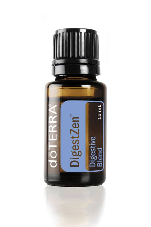 DigestZen - Essential Oils