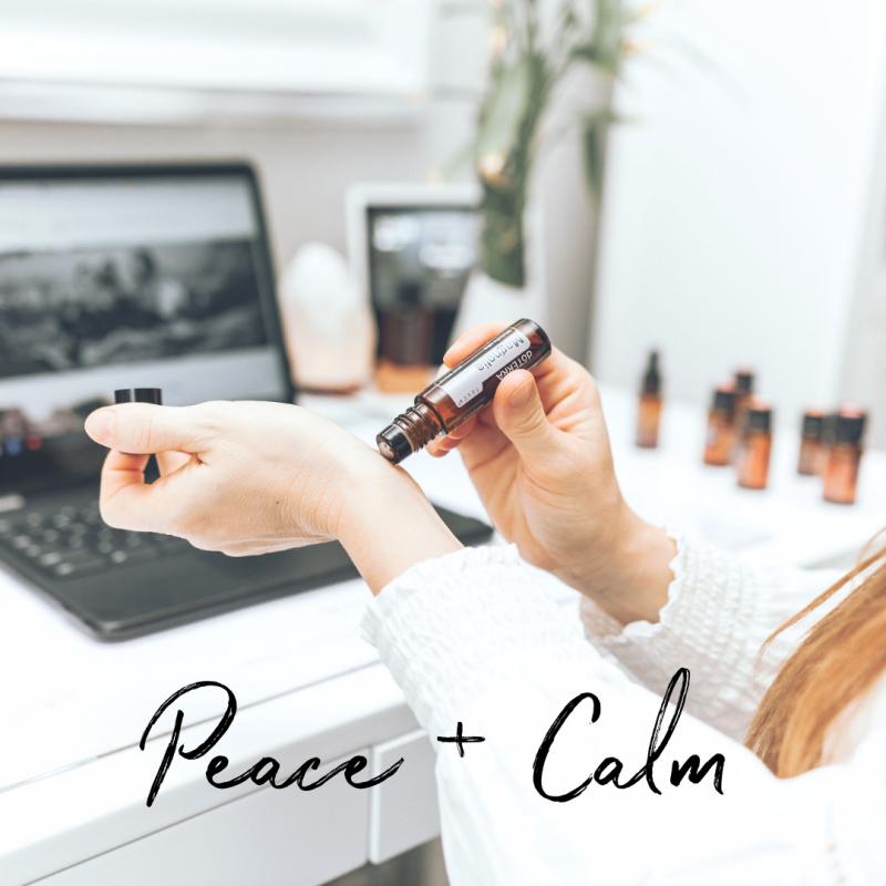 Peace + Calm
