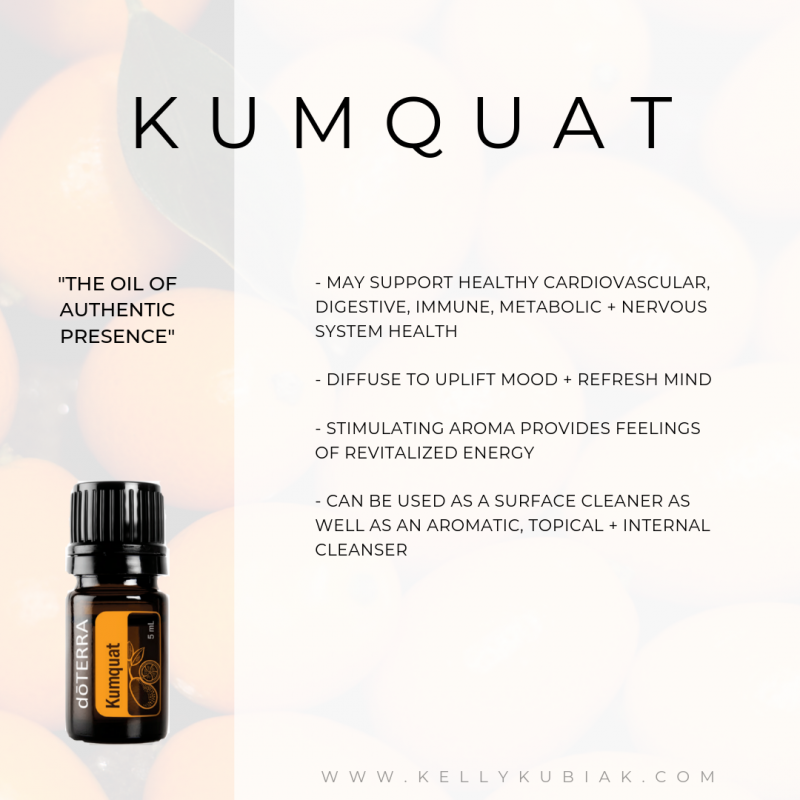 Kumquat Essential Oil
