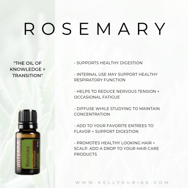 Rosemary doTERRA