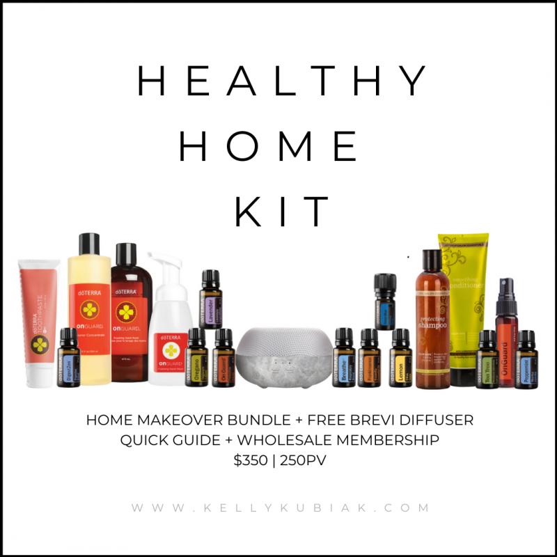 Healthy Home Kit doTERRA Essential Oils