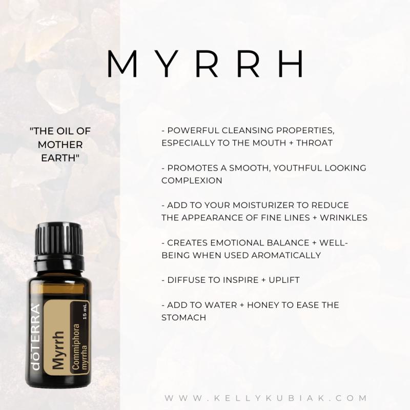 Myrrh doTERRA