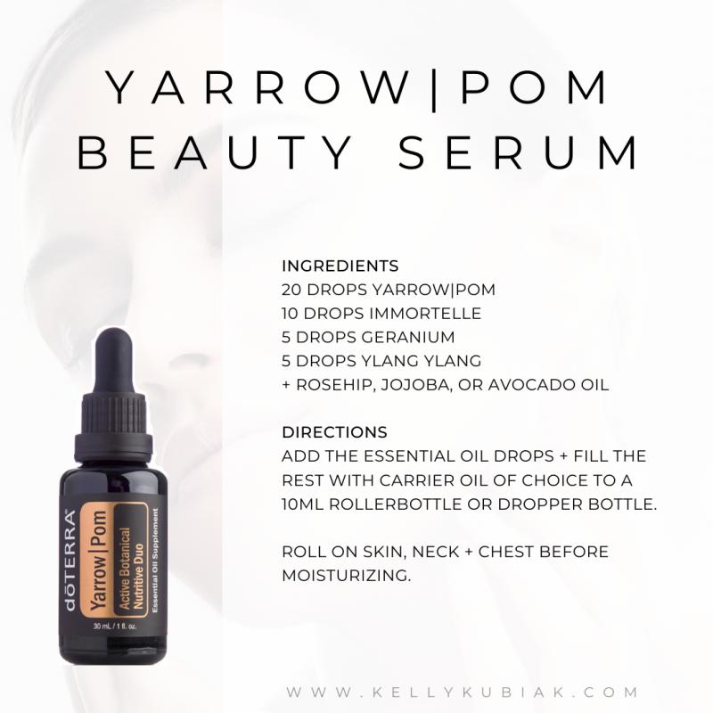 Yarrow|Pom Beauty Serum