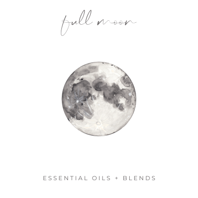 Full Moon Essential Oils
