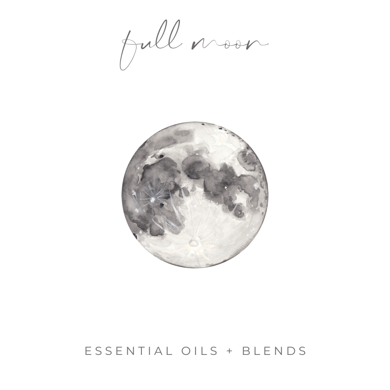 Full Moon Essential Oils
