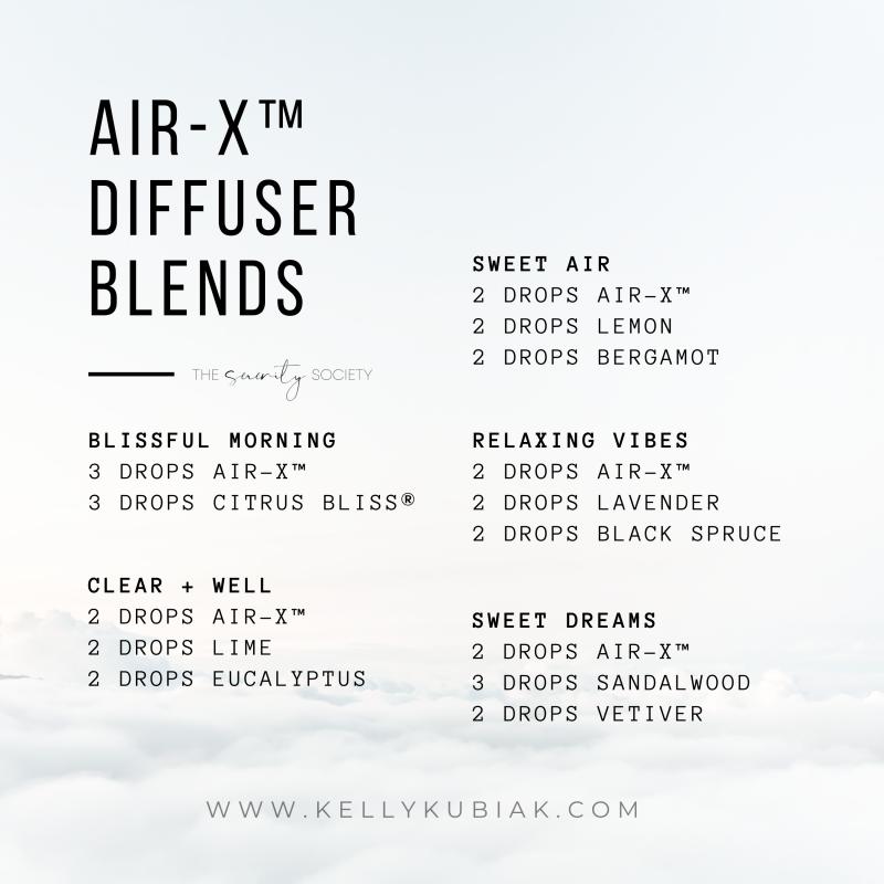 Air-X Diffuser Blends