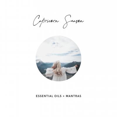 Essential Oils for Capricorn