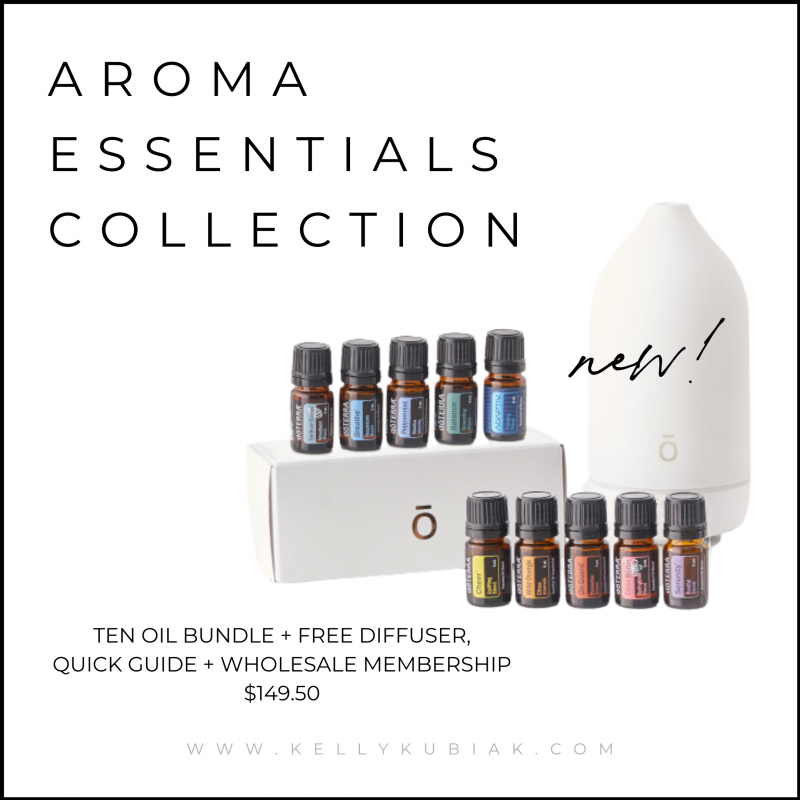doTERRA Aroma Essentials Collection