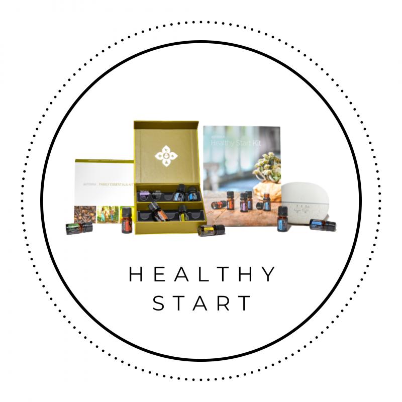 Healthy Start doTERRA